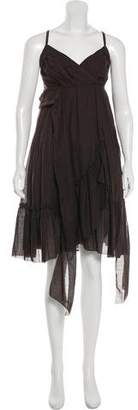 Diane von Furstenberg Kasi Tiered Dress w/ Tags