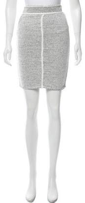 Opening Ceremony Tweed Mini Skirt w/ Tags