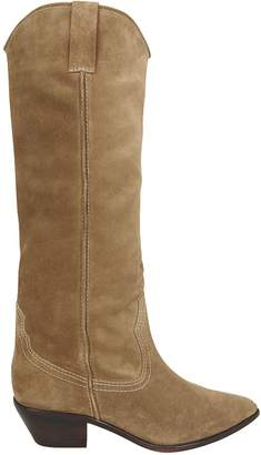 Loeffler Randall Dylan Western Knee-High Boots