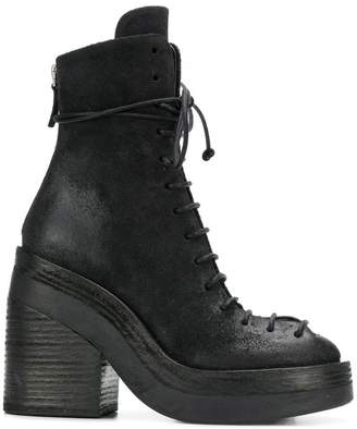 Marsèll chunky lace-up boots