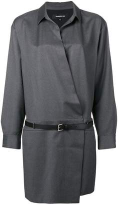 Barbara Bui off centre fastening oversized blazer