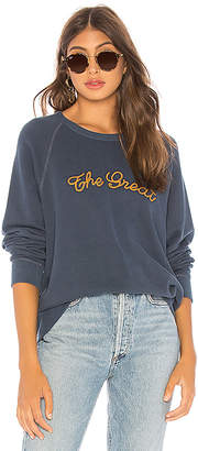 The Great The College Sweatshirt