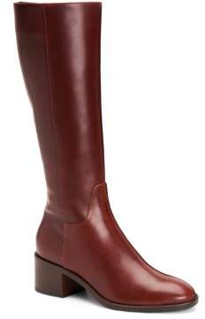 Aquatalia Justina Tall Leather Boots