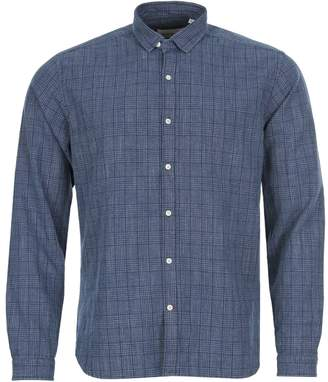 Oliver Spencer Shirt Clerkenwell Tab - Indigo