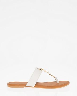 Le Château Chain T-Strap Sandal