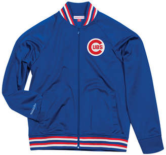 Mitchell & Ness Men's Chicago Cubs Top Prospect Track Jacket