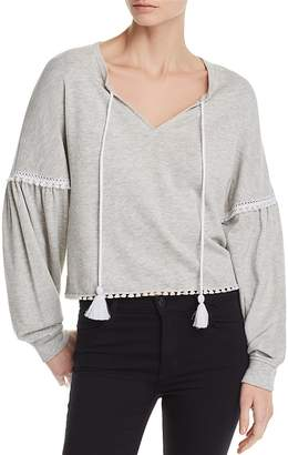 Generation Love Sprouse Tassel Sweatshirt