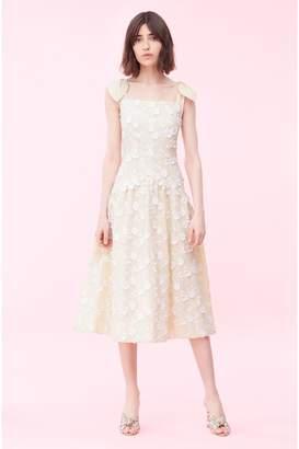 Rebecca Taylor Nicola Embroidered Dress