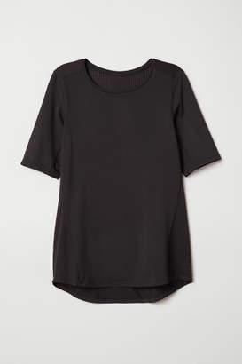 H&M Running Top - Black