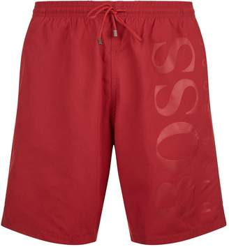 BOSS GREEN Orca Logo Swim Shorts