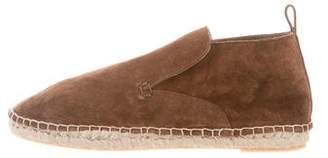 Vince suede Round-Toe Espadrilles w/ Tags