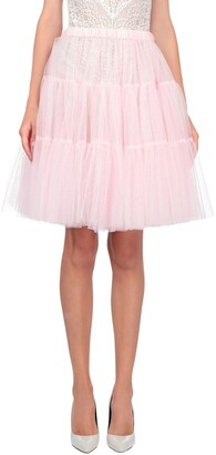 DSQUARED2 Knee length skirts