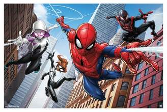 Spiderman Trends International Web Heroes Poster 34x22
