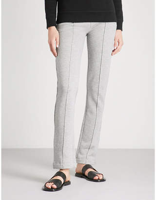 Joseph Molleton slim-fit cotton-jersey trousers