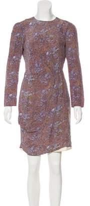 Hunter Dixon Silk Mini Dress