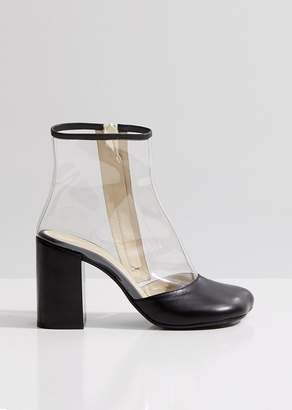 MM6 MAISON MARGIELA Transparent Ankle Boots