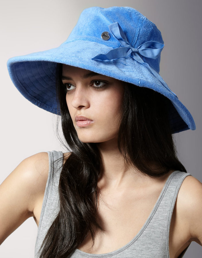 Juicy Couture Terry Sun Hat