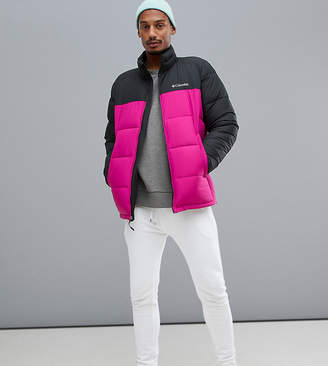 Columbia Exclusive to ASOS Pike Lake Jacket in Pink/Black