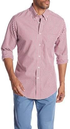Brooks Brothers Sidewheeler Gingham Regular Fit Shirt
