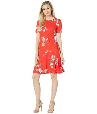 Lauren Ralph Lauren Baba Payson Floral Dress
