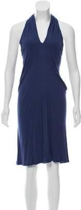 Maison Margiela Sleeveless Shift Dress