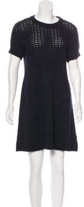 Chanel Wool Knit Dress