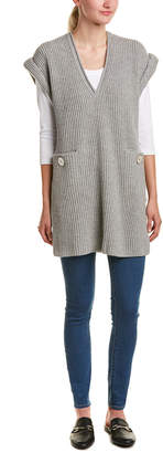 Derek Lam 10 Crosby Derek Lam Crosby Knit Tunic Sweater