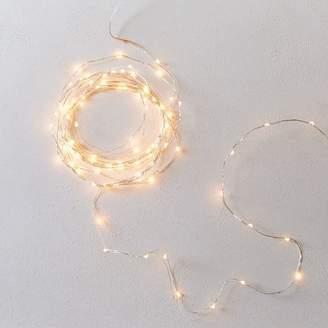 west elm LED String Lights