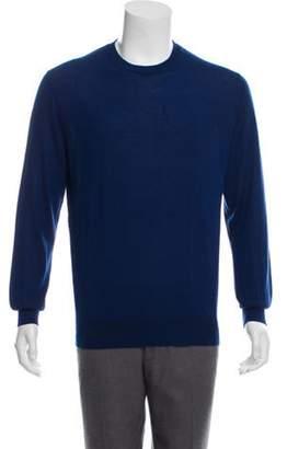Lanvin Cashmere Crew Neck Sweater Cashmere Crew Neck Sweater