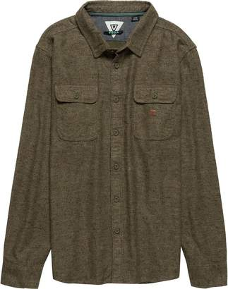 VISSLA Bayshore Flannel Shirt - Men's