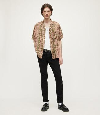 AllSaints Cigarette Skinny Jeans