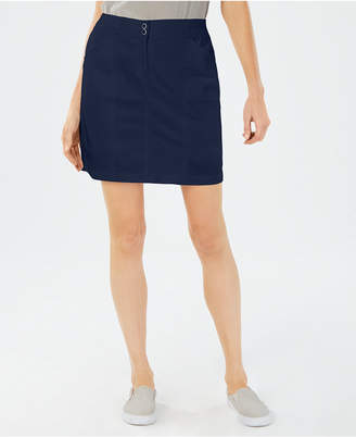 Karen Scott Pencil Skort