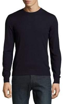 Ralph Lauren Purple Label Solid Crewneck Sweater