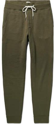 Rag & Bone Slim-Fit Tapered Loopback Cotton-Jersey Sweatpants