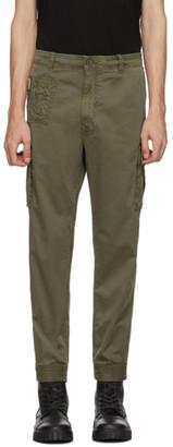 Diesel Green P-Phantosky Cargo Pants