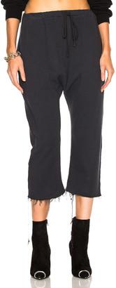 R 13 Field Sweatpants in Vintage Black | FWRD