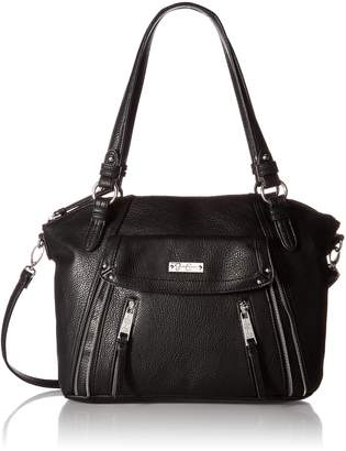 Jessica Simpson Zuri Satchel Shoulder Handbag