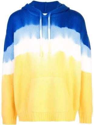 Prabal Gurung oversized knit hoodie