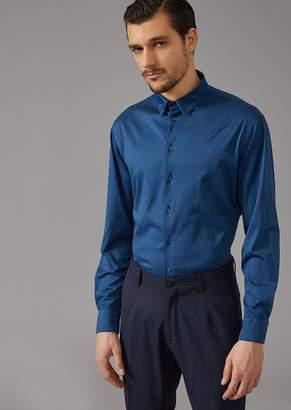 Giorgio Armani Jersey Shirt