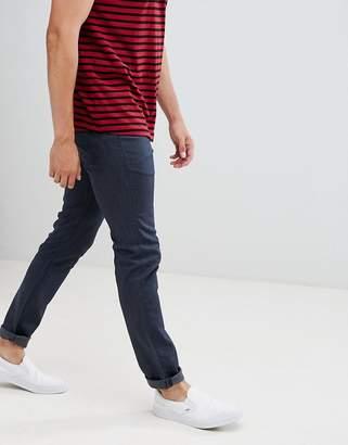 Celio Slim Fit Jeans In Dark Wash