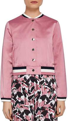 Ted Baker Colour by Numbers Annahh Bomber Jacket