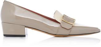 Bally Harumi Patent Leather Block Heels