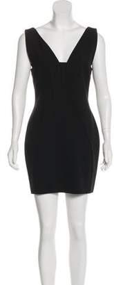 Antonio Berardi Sleeveless Mini Dress w/ Tags