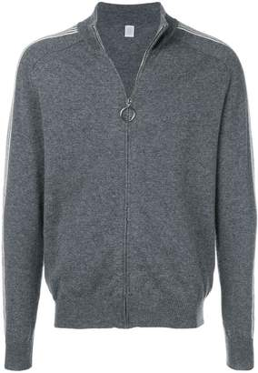Eleventy zip-up cardigan
