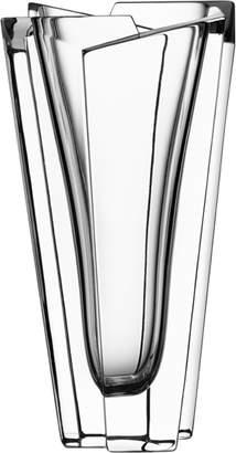 """Orrefors Crystal Vase """"Glacial"""""""