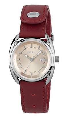 Breil Milano Women's Analogue Quartz Watch with Leather Strap TW1595