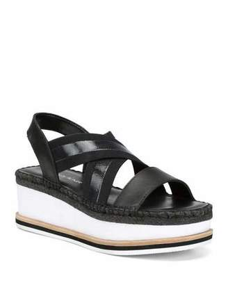 648e77dfd63 Donald J Pliner Audrey Comfort Wedge Sandals