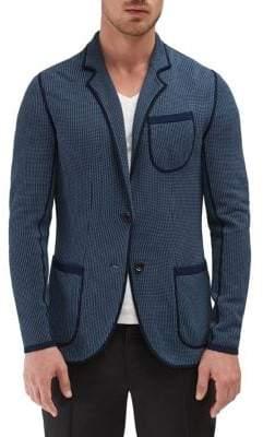 EFM-Engineered for Motion Leisure Sweater Blazer