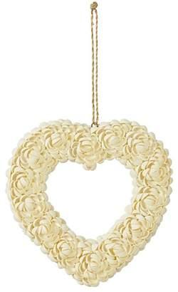 Amalfi by Rangoni Bayhouse Heart Ornament (Set of 4)