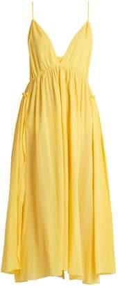 LOUP CHARMANT Lucia cotton dress $359 thestylecure.com